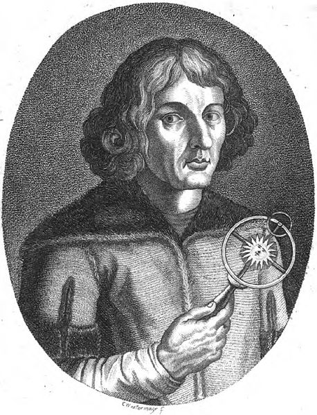 a life and work of nicholas copernicus Which best describes the work of nicolaus copernicus it is the government's job to protect the natural rights of life, liberty, and property.