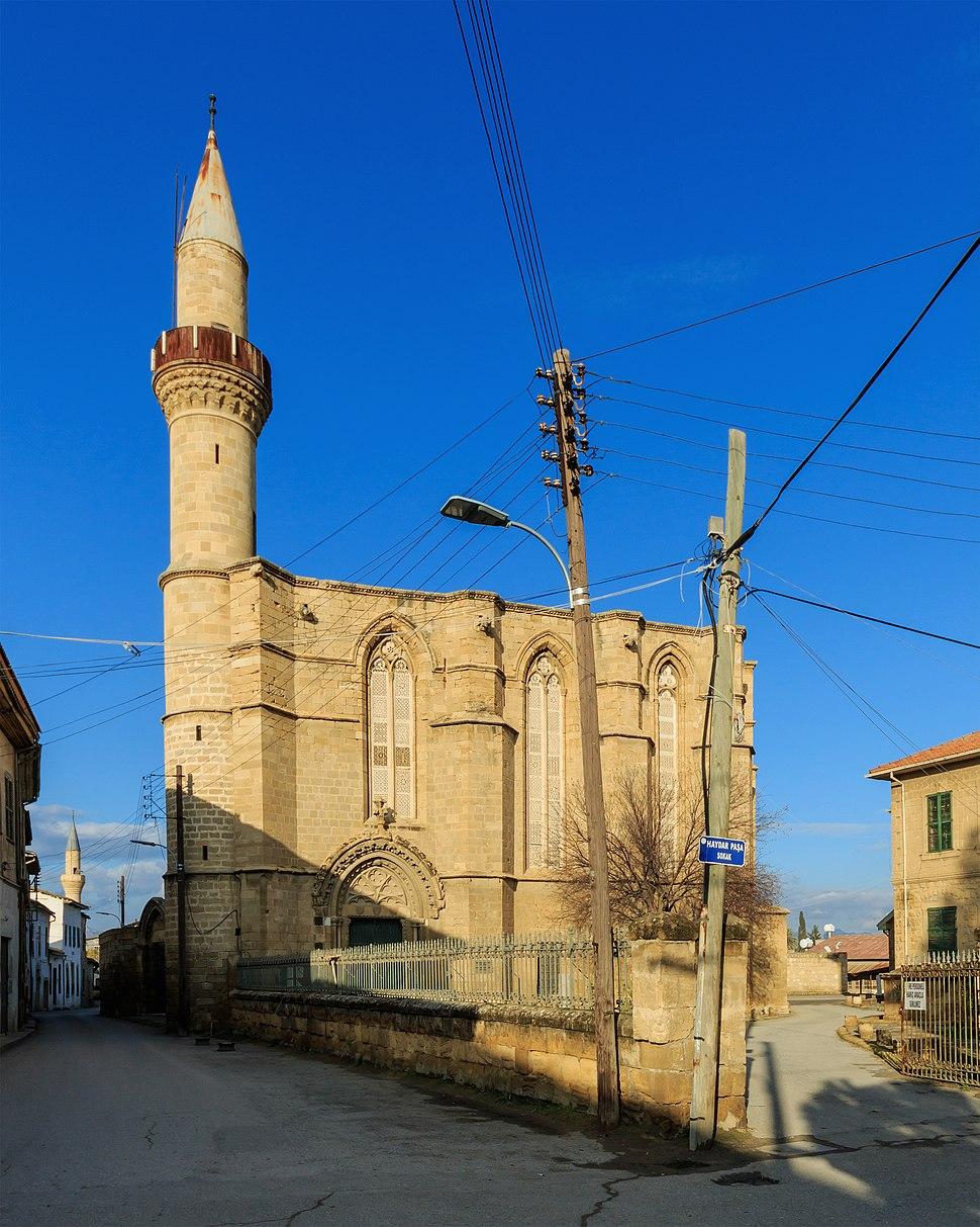 Nicosia 01-2017 img24 Haydar Pasha Mosque
