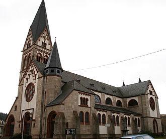 Selters (Taunus) - Image: Niederselters Kirche