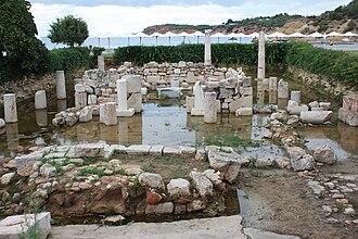 Temple of Apollo Zoster - The Temple of Apollo Zoster, Vouliagmeni, Attica