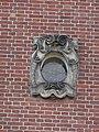 Nijmegen - Gedecoreerd raam gemaakt door Egidius Everaerts op de gevel van Huis Heyendaal 01.jpg