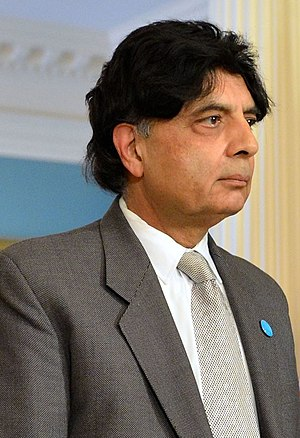 Pakistani general election, 2008 - Image: Nisar Ali Khan 1