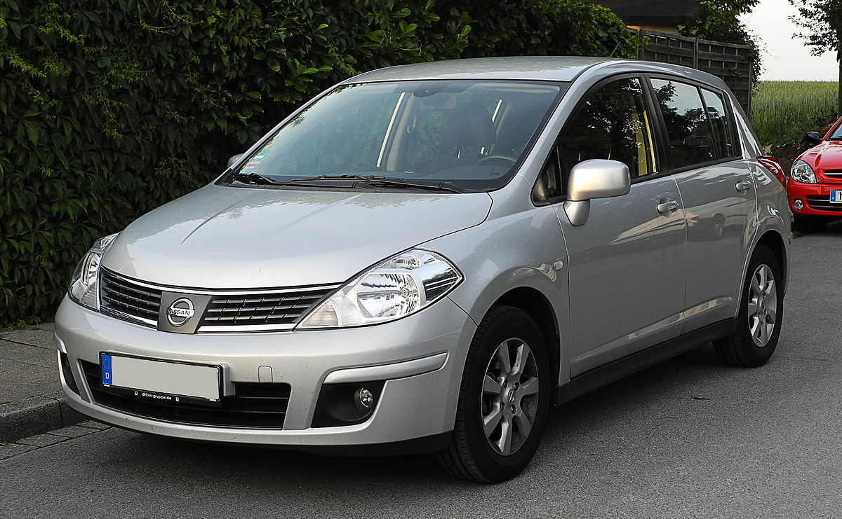 Nissan Tiida Viat