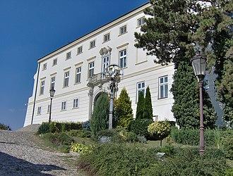 Roman Catholic Diocese of Nitra - Bishops Palace