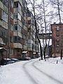 Nizhny Novgorod. The Cultural Revolution heritage Comune House in March.jpg