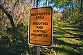 No Hunting - Old Mill State Park (23729900588).jpg
