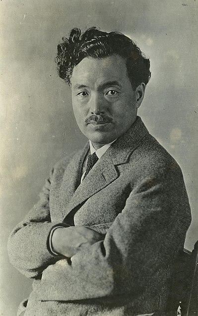 野口 英世(Hideyo Noguchi)Wikipediaより