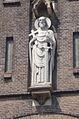 Noordwijk kunstwerk Gevelbeeld Sint Jeroen.jpg