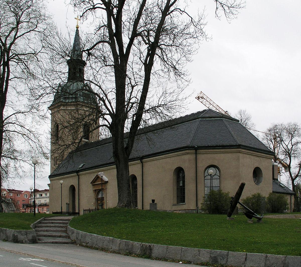 Fil:Norrtalje kyrka hayeshitzemanfoundation.org Wikipedia