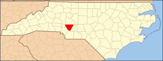 National Register of Historic Places listings in Cabarrus County, North Carolina Wikimedia list article