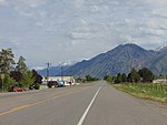 North along US-89, from 2700 S, in Mapleton, Utah, May 16.jpg