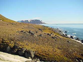 Northbrook Island - A coastal view of Northbrook Island