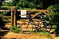Not a bridleway - geograph.org.uk - 1734456.jpg