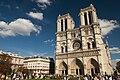 Notre Dame de Paris Cathédrale Notre-Dame de Paris (6094164096).jpg