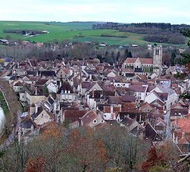 Panorama de Noyers