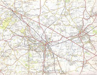 Griff, Warwickshire village in United Kingdom