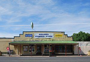 Nullawil - Image: Nullawil General Store