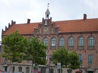 Nyborg Town Hall - Nyborg Town Hall