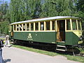 Nyiregyhaza old tram.jpg