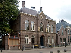 Obdam - Former town hall
