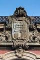 Oberfinanzdirektion (Hamburg-Altstadt).Fassade Alsterfleet.Wappen.3.29153.ajb.jpg