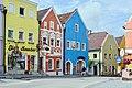 Obernberg aI Marktplatz 16 bis 21.jpg