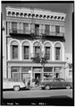 October 1960 EAST ELEVATION - Adams and Company Building, 1014 Second Street, Sacramento, Sacramento County, CA HABS CAL,34-SAC,17-4.tif