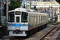 Odakyu 2000 series at Minami-Shinjuku Station 2016-10-07 (30025671574).jpg