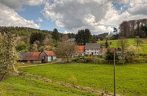 Odenthal - View of Odenthal-Selbach