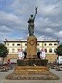 Odo franceschi, monumento ai caduti di sesto fiorentino, 1925, 04.jpg