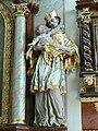 Oepping Pfarrkirche - Immaculata-Altar 3 Antonius.jpg