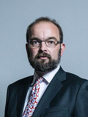 James Duddridge - Image: Official portrait of James Duddridge crop 2