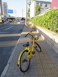 List of bicycle-sharing systems - Wikipedia