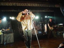 Midnight Oil live