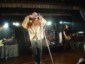Midnight Oil - Midnight Oil at Manly Leagues Club, 2005
