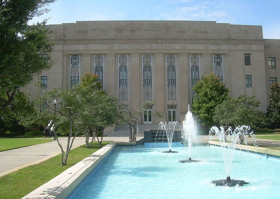 Oklahoma City, City Hall