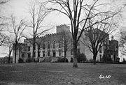 Georgia's second capitol building, 1937.