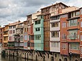 Old houses by the Agout River in Castres.jpg