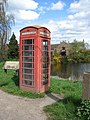 Old red telephone box - geograph.org.uk - 1241604.jpg