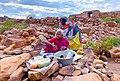 Old women selling snacks near Gandikota fort.jpg