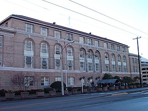 Immigration and Naturalization Service - Old INS building in Seattle, WA