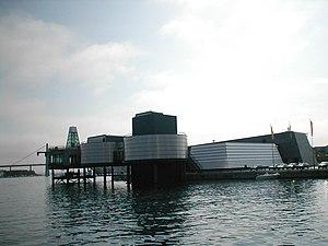 Norwegian Petroleum Museum - Image: Oljemuseet 2