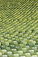 Olympic Stadium Munich - Rows of Seats, April 2019 -02.jpg