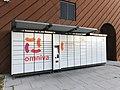 Omniva (Estonian Post) Parcel Lockers Tallinn Arsenal Keskus.jpg