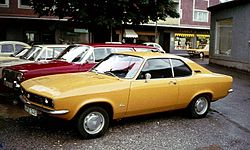opel manta wikipedia. Black Bedroom Furniture Sets. Home Design Ideas