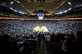 Oracle arena capacity