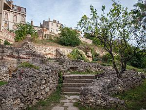 Constanța - Ruins of Tomis