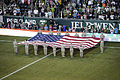 Oregon National Guardsmen display the American Flag during the Timbers Armed Forces Appreciation game at Jeld-Wen Field in downtown Portland -1.jpg