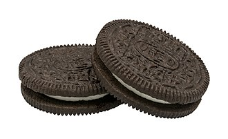 Nabisco - The Oreo, Nabisco's best-selling cookie.
