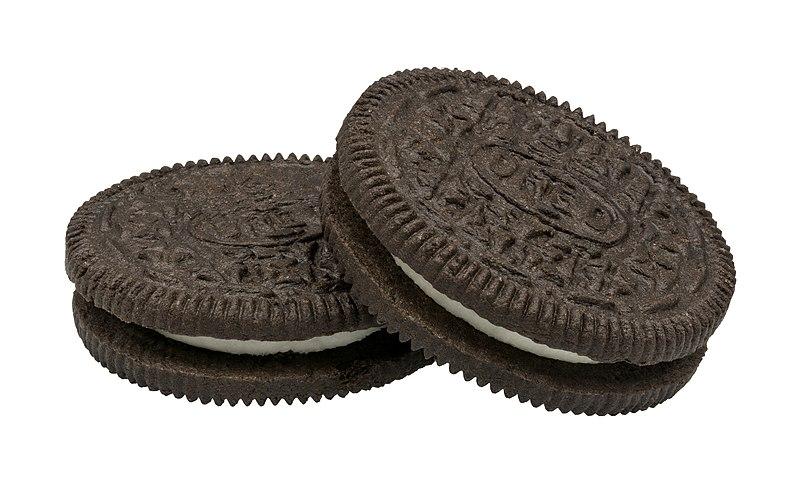 Μπισκότα - ιστορία, Μπισκότα Oreo, φωτο: Evan-Amos (Wiki)
